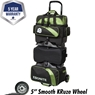 Ebonite Equinox 6 Ball Roller Bowling Bag