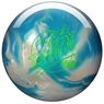 Storm Tropical Storm Bowling Ball- White/Blue