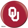 Oklahoma University Sooners Bowling Ball