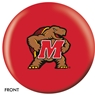 University of Maryland Bowling Ball