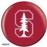 Stanford University Bowling Ball