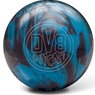 DV8 Outcast Bowling Ball with Free Shoulder Sack- Blue Bruiser
