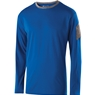 Holloway Dry Excel Electron Long Sleeve Shirt
