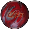 Columbia 300 Nitrous Bowling Ball- Red/Silver