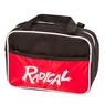 Radical Accessory Bag For Bowling - Black/Red