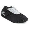 Brunswick Shoe Shield Bowling Shoe Covers- Black