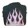 Brunswick Pink Flame Bowling Bag