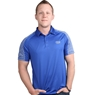 Storm Mens Performance Focus Polo- Royal
