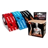 Genesis K-Motion Tape with Copper Infuzion- 4 Color UNCUT Pack