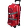 Storm Streamline 3 Ball Roller Bowling Bag- Red Crackle/Red