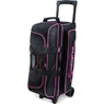 Storm Streamline 3 Ball Roller Bowling Bag- Black/Pink