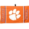 Clemson Tigers Waffle Weave Towel