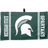 Michigan State Spartans Waffle Weave Towel