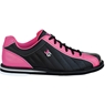 3G Ladies Kicks Bowling Shoes- Black/Pink