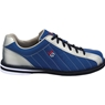 3G Mens Kicks Bowling Shoes- Navy/Silver