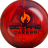 Motiv Octane Carbon Bowling Ball- Red Fire Pearl