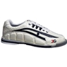 3G Mens Tour Ultra Bowling Shoes Right Hand- White/Black