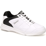 Dexter Mens Ricky IV WIDE Bowling Shoes- White/Black
