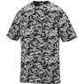 August Youth Digi Camo Wicking Shirt Style 1799