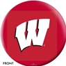 University of Wisconsin Badgers Bowling Ball