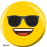 Emoji Yellow Faces Bowling Ball