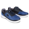 Brunswick Mens Frenzy Bowling Shoes- Royal/Black