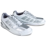 Brunswick Mens Phantom Bowling Shows- White/Silver