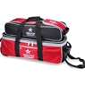 Roto Grip 3 Ball Tote Roller Bowling Bag- Black/Red
