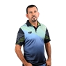 Storm Mens Helm Performance Polo- Black/Green