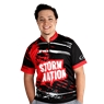 Storm Nation Mens Performance Jersey- Red/Black