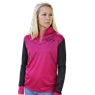 Storm Ladies Shatter Performance Jersey- Black/Pink