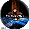 Houston Astros 2017 World Series Champs Bowling Ball