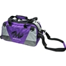 Motiv Ballistix Double Tote Roller Bowling Bag- Purple