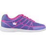 Brunswick Ladies Aura Bowling Shoes- Purple/Pink