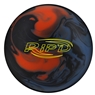 Hammer Rip'd Solid Bowling Ball- Blue/Black/Orange