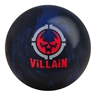 Motiv Villain Bowling Ball- Black/Blue Solid
