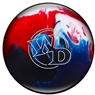 Columbia 300 White Dot PRE-DRILLED Bowling Ball- Patriot Sparkle