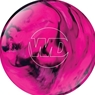 Columbia 300 White Dot PRE-DRILLED Bowling Ball- Pink/Black