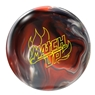 Storm Match Up PRE-DRILLED Bowling Ball- Black/Orange/Silver