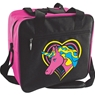 Bowlerstore Unicorn Single Ball Bowling Bag- Pink