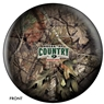 Mossy Oak Bowling Ball- Break-Up Country