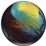 Columbia 300  Nitrous Bowling Ball- Black Cherry/Yellow/Blue