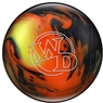 Columbia 300 White Dot Bowling Ball- Lava