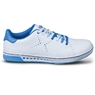 KR Strikeforce Womens Gem Bowling Shoes- White/Blue