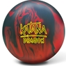 Radical Katana Dragon Bowling Ball- Red/Black