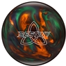 Ebonite Destiny Pearl Bowling Ball- Green/Orange/Smoke