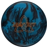 Ebonite Destiny Solid Bowling Ball- Blue/Black
