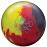 DV8 Creed Rebellion Bowling Ball- Red/Yellow/Navy Solid