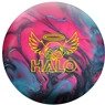 Roto Grip Halo Bowling Ball- Coal/Fuschia/Sky Blue