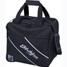 KR Fast Single Tote Bowling Bag- Black